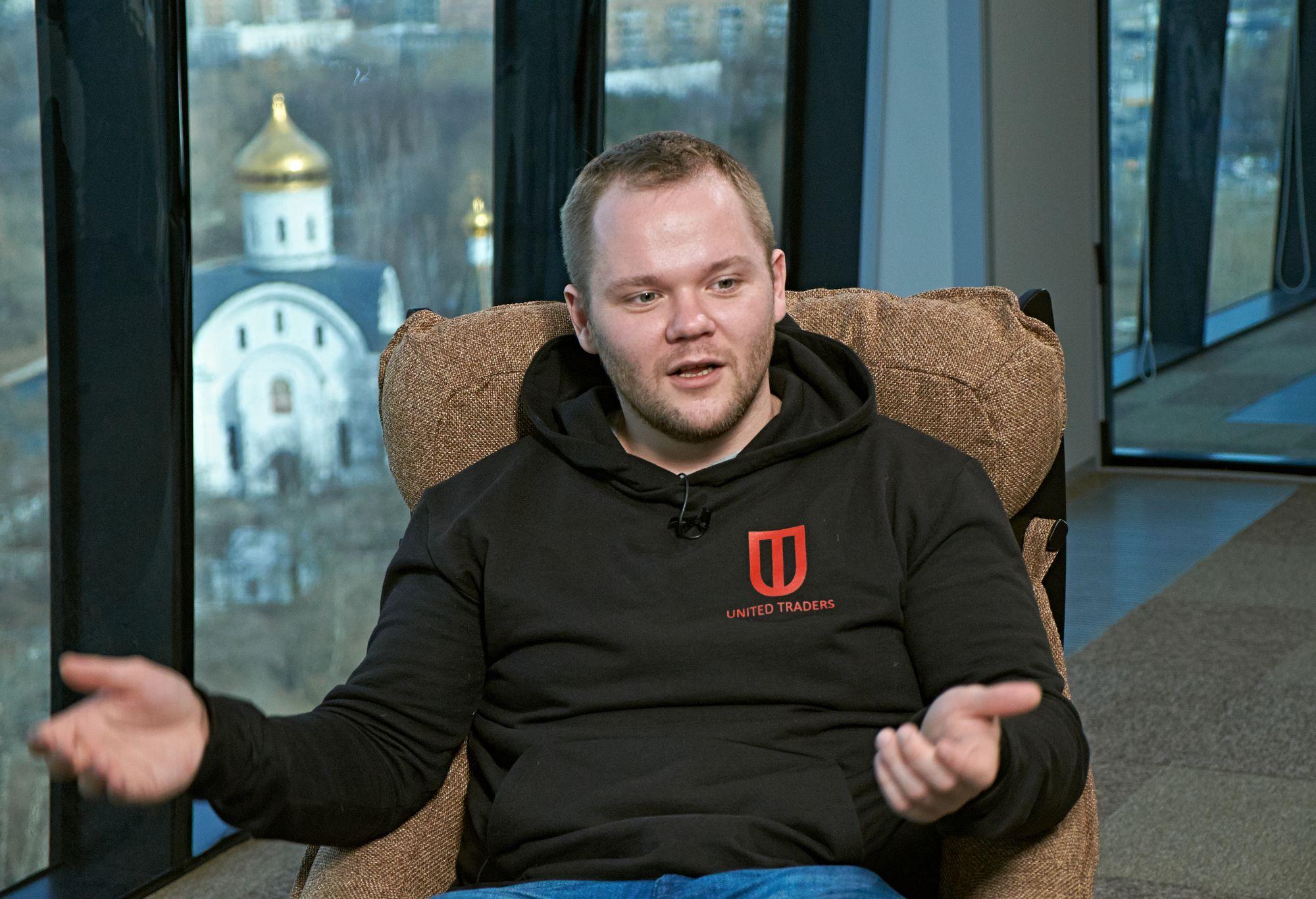 Анатолий Радченко о криптотрейдинге: забрать своё и бежать